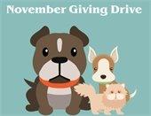 November Giving Drive