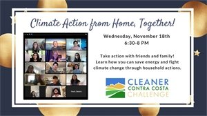 Climate Action from Home, Together!
