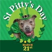 St Pitty's Day Pet Adoption Promotion