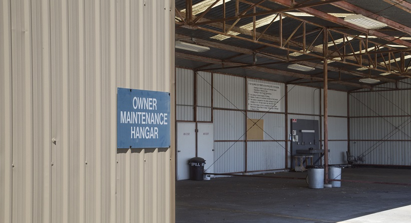 Owner Maintenance Hangar (OMH)
