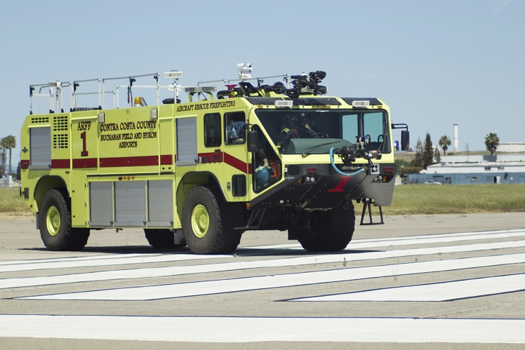 Airport Rescue and Fire Fighting
