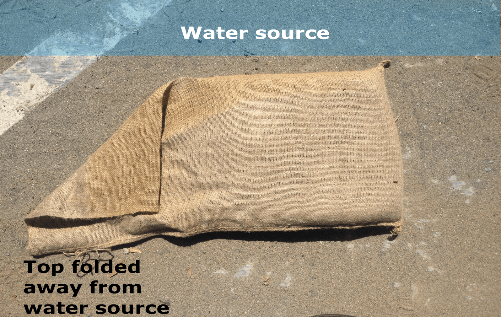 Sandbag Instructions 1