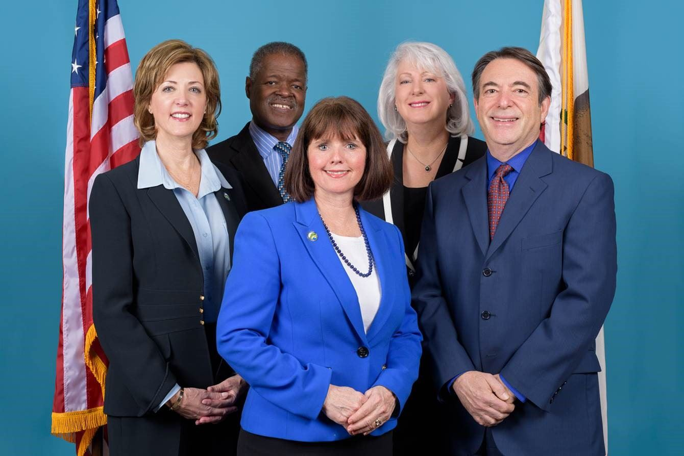 Board of Supervisors 2016