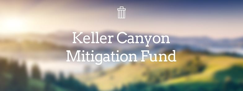 Keller Canyon Mitigation Fund