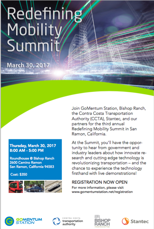 Redefining Mobility Summit 2017