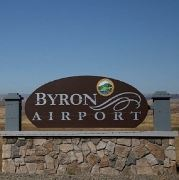 Byron Sign