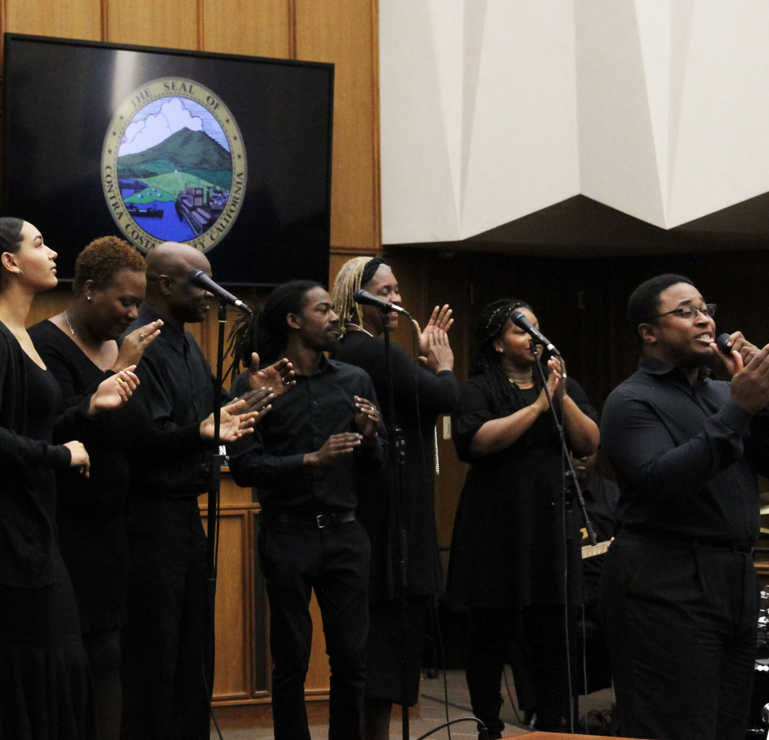 2019 Contra Costa County Martin Luther King, Jr.-Los Medanos College Gospel Choir