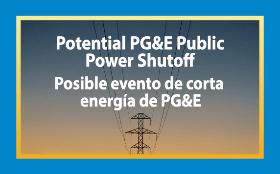 Power Outage English-Spanish
