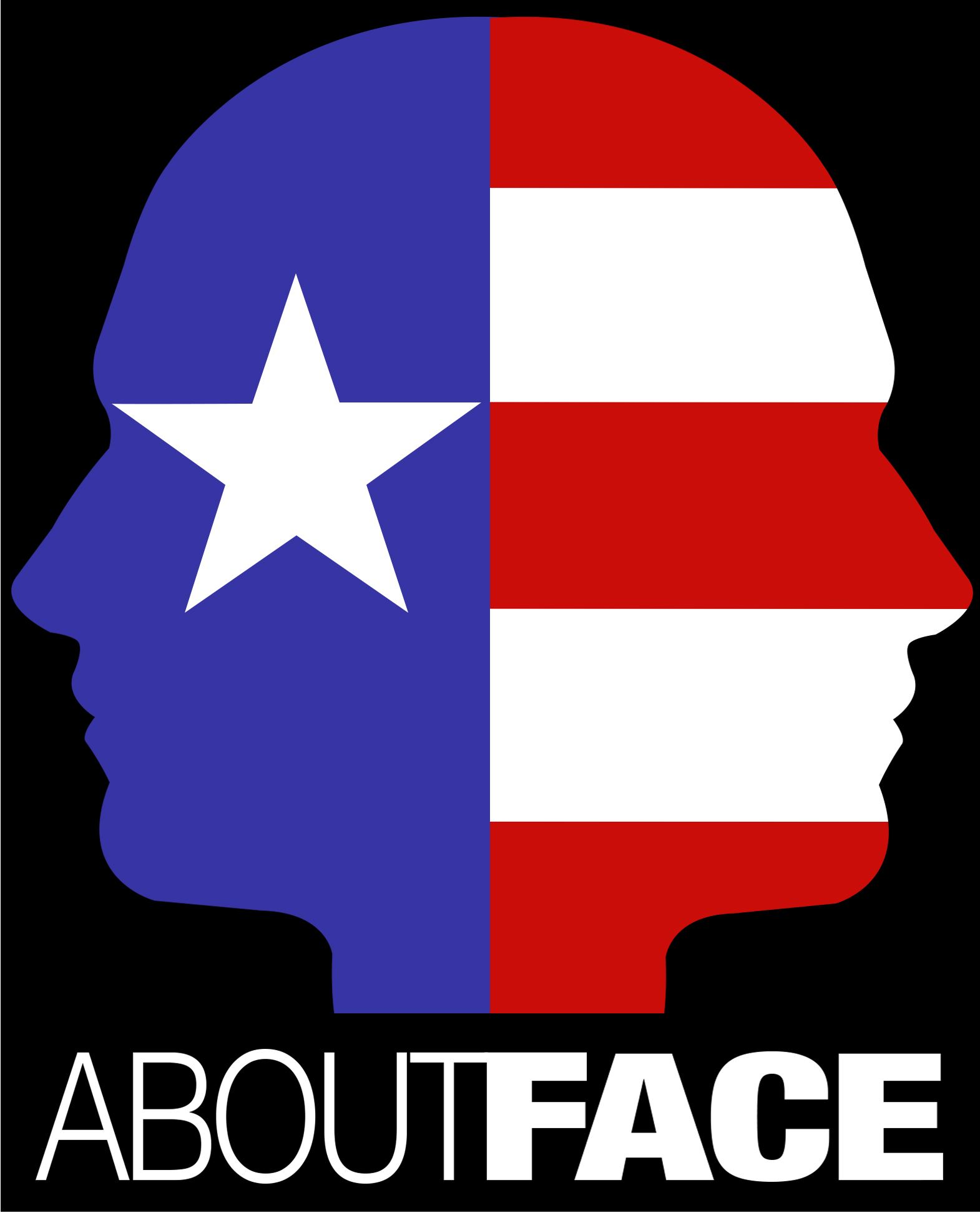 ABOUTFACE LOGO for Event Calendar