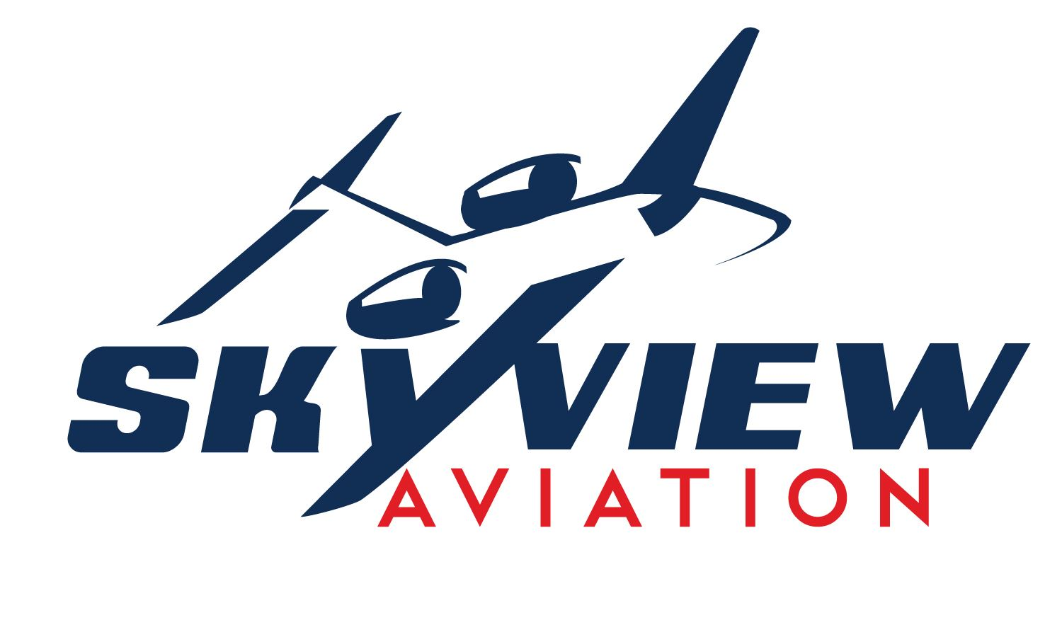 Skyview Aviation Logo