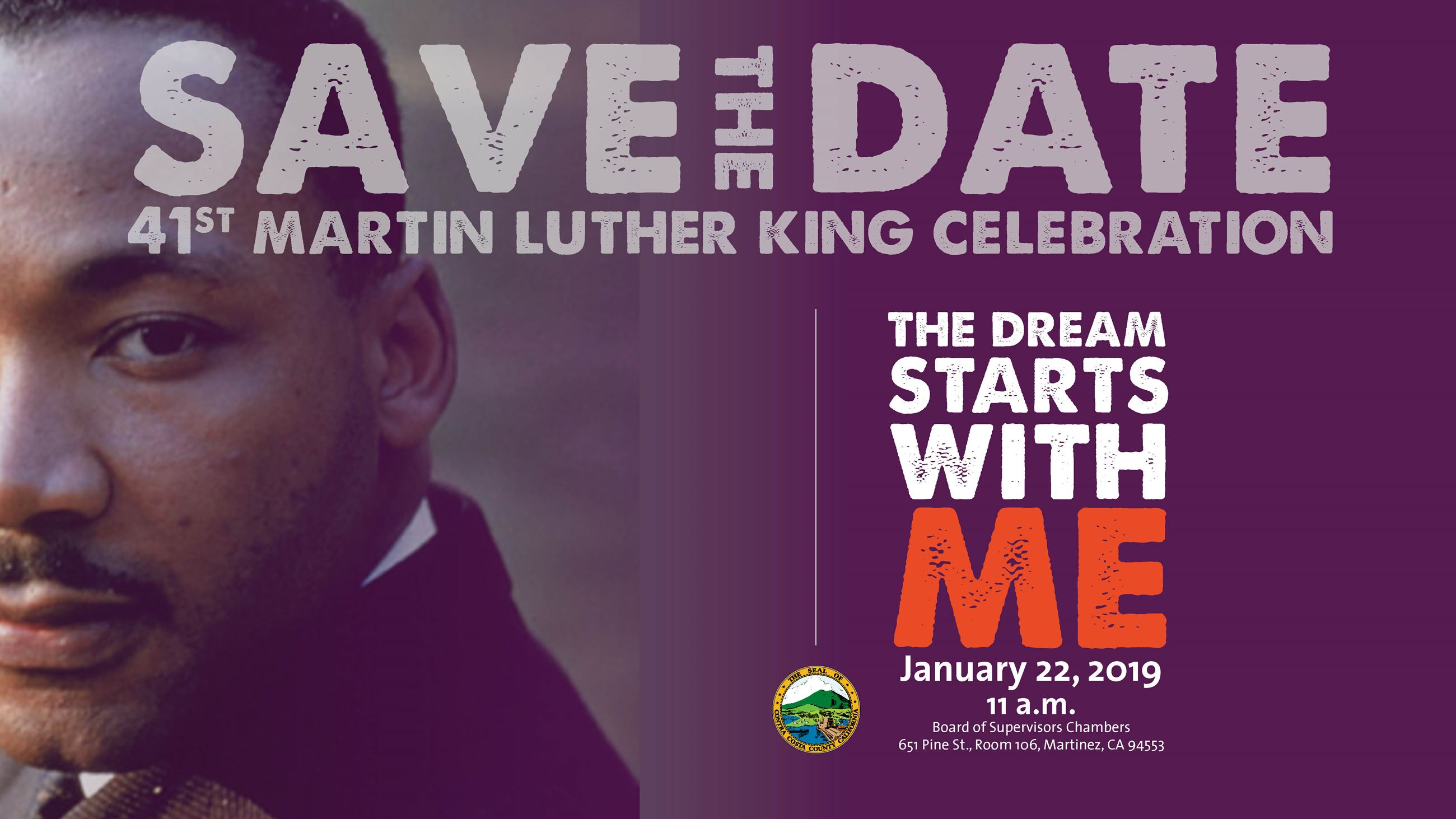 41st Martin Luther King Celebration