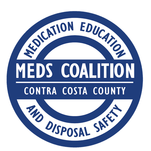 MEDS Coalition Contra Costa County logo