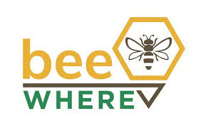 BeeWhere logo for program