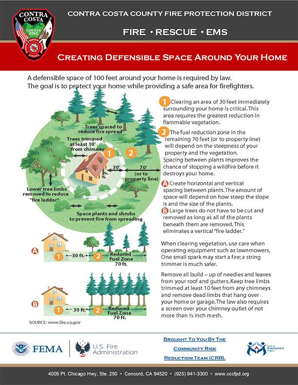 Defensible Space Flyer 2021 Opens in new window