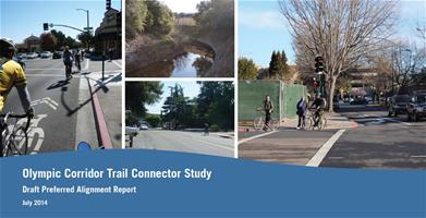 Olympic Corridor Trail Connector Study Draft Preferred Alignment Report