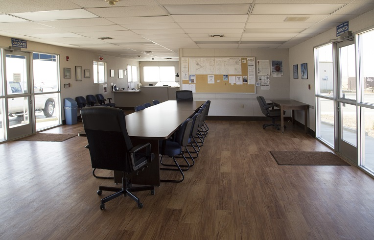 Administrative Office Inside
