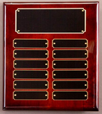 Click on photo to view a larger picture of the Perpetual Wood Plaques