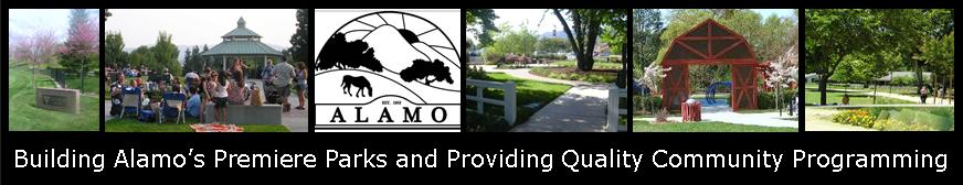 Building Alamo's Premier Parks and Providing Quality Community Programming