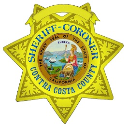 Contra Costa County Sheriffs Badge