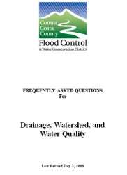 FAQs Watershed