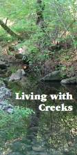 Living with Creeks Cover