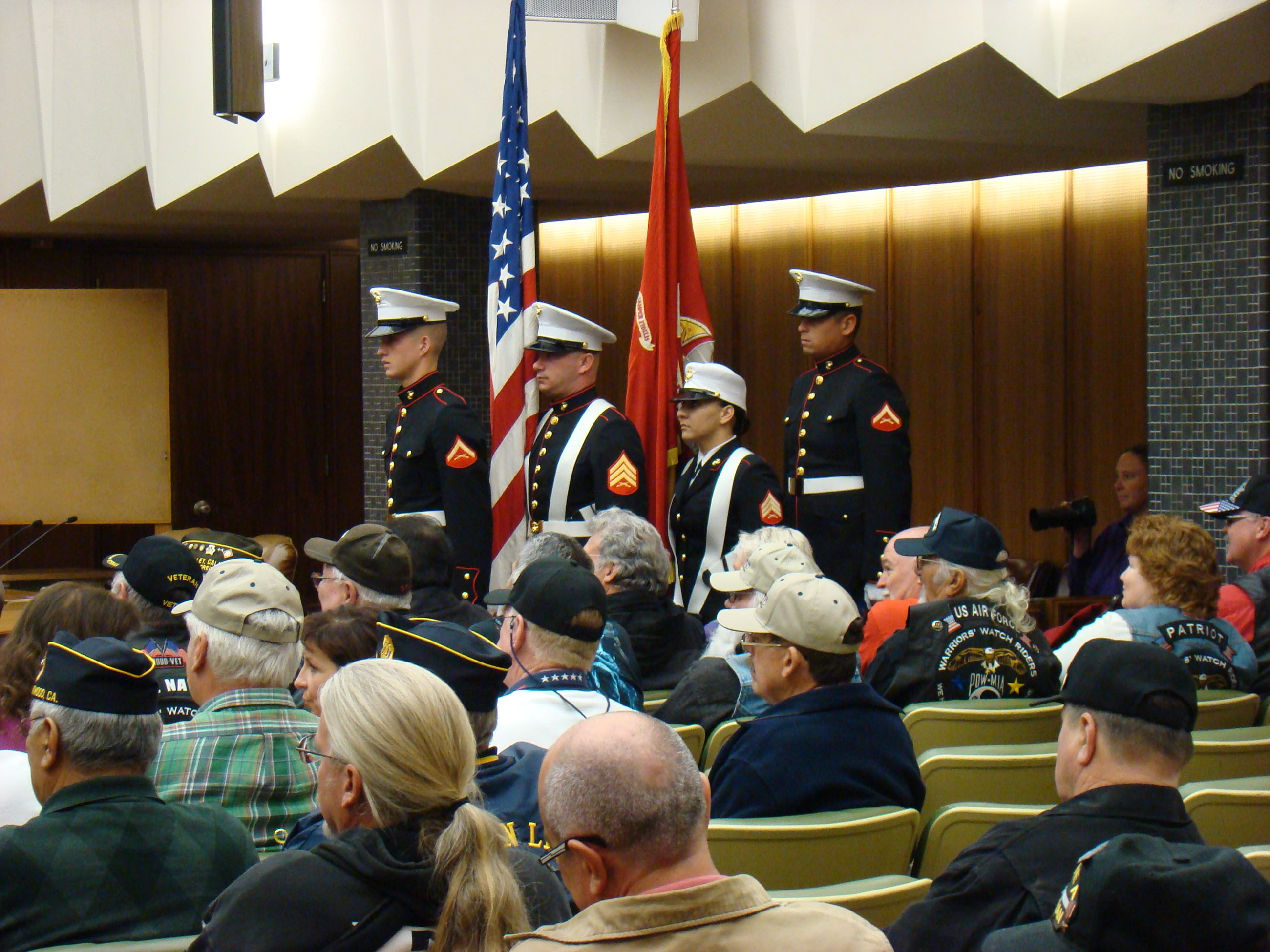 2012 Veterans Day Ceremony