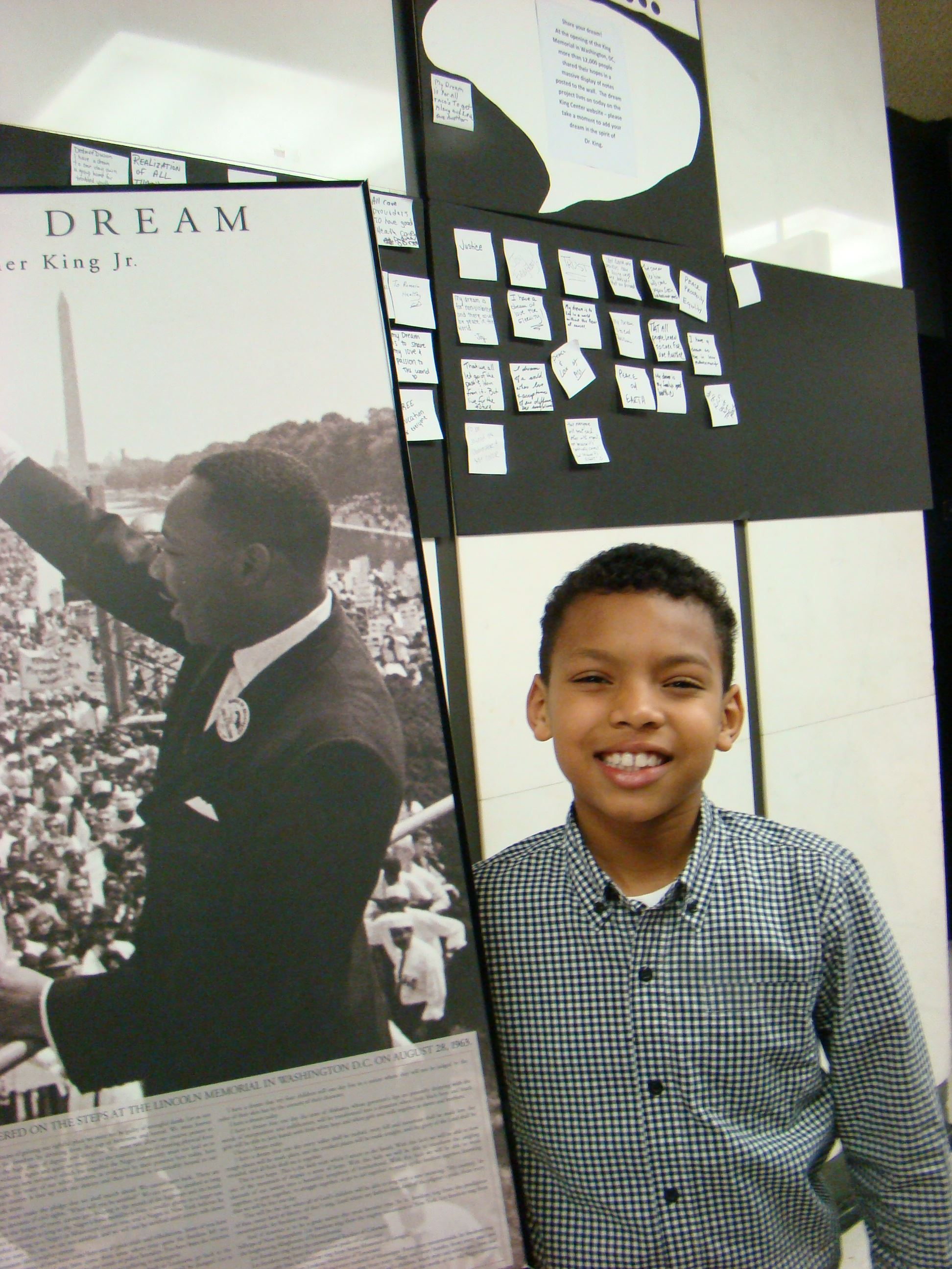 2016 Dr. Martin Luther King, Jr. Dream