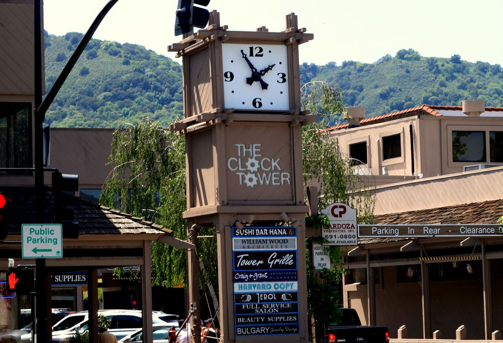 Danville Clock Tower