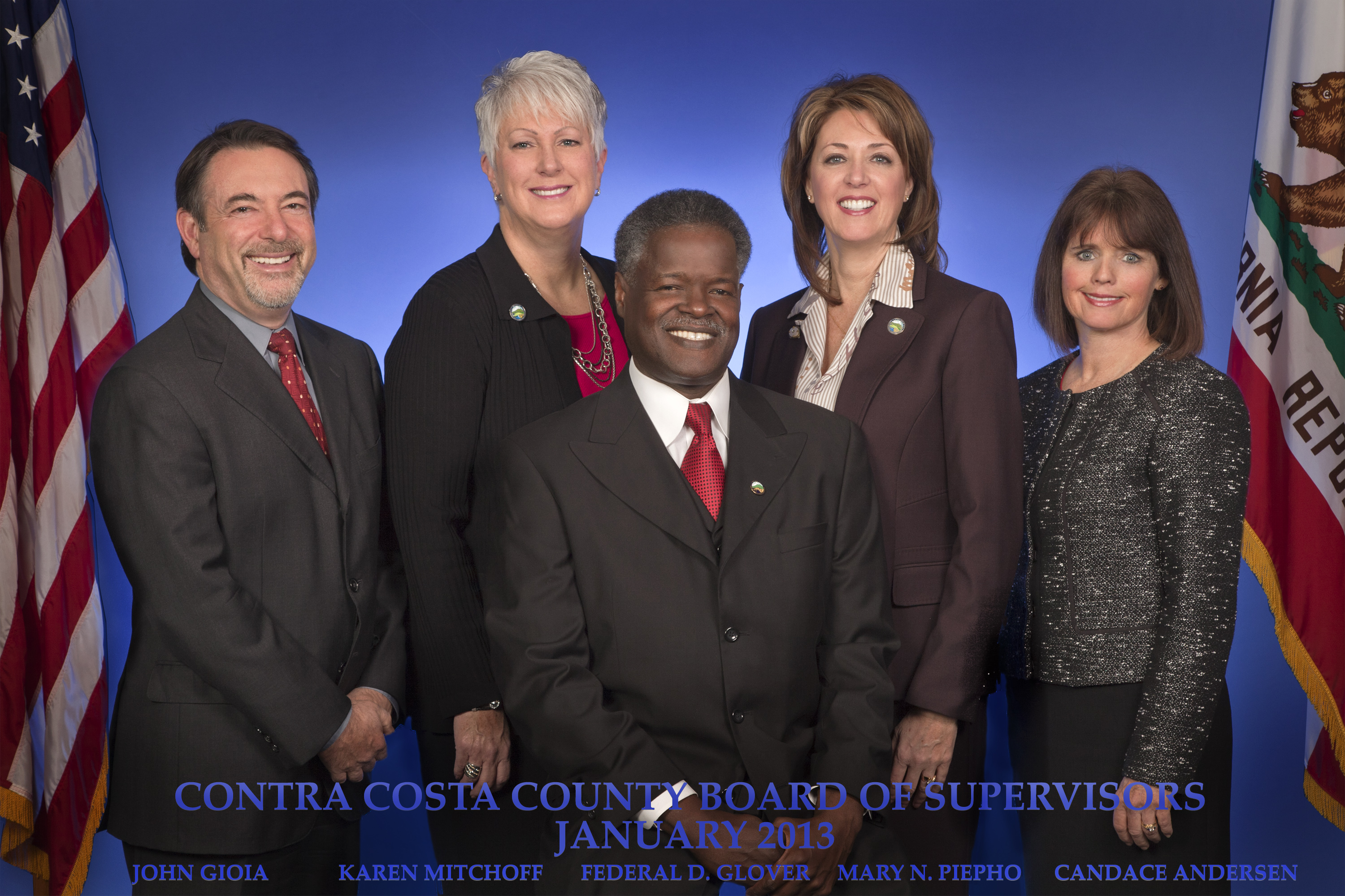 2013 Board of Supervisors