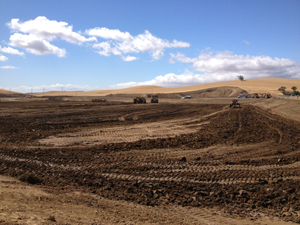 Upper Sand Creek Project site